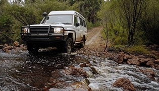 4WD Courses (North Brisbane)